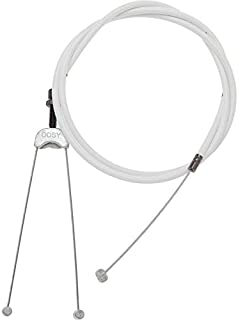 Linear Quik-Slic Cable White 90mm