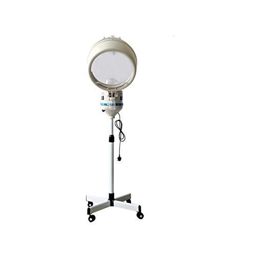 Salon Home Professional Haar Steamer und Conditioning Machine mit Rollrädern Bodenständer
