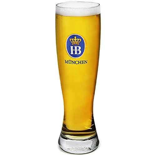 Bicchiere Birra HofBrau Munchen Weiss cl. 50 Set 6 Pz
