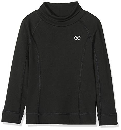 Damart Sport T-Shirt Sous-Pull Easy Body Thermolactyl Jersey, Negro Negro 33763-17010, 8 años Unisex niños