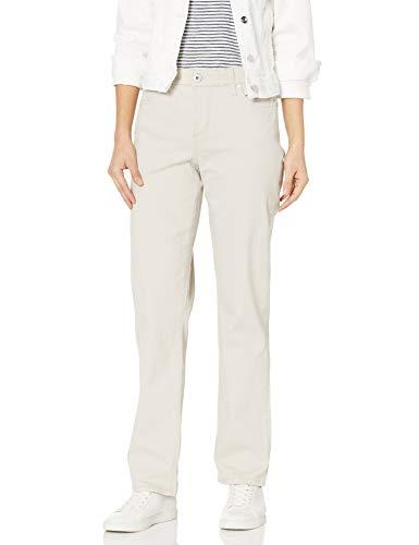 Bandolino Women's Mandie 5 Pocket Jean, Creamstone, 10 Short