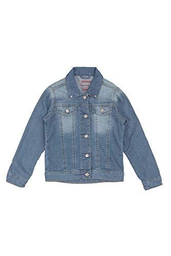 Carrera Jeans - Giacca Jeans per bambino e bambina, tinta unita IT 164