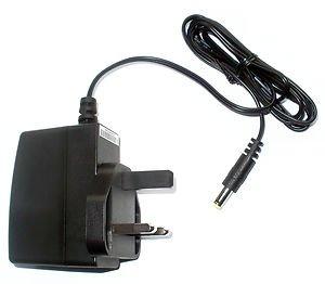 Fuente de alimentación de repuesto para adaptador de teclado Casio Mt-750 Uk 9V