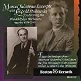 Marcel Tabuteau Excerpts with Leopold Stokowski Conducting the Philadelphia Orchestra (Recorded 1924-1940)