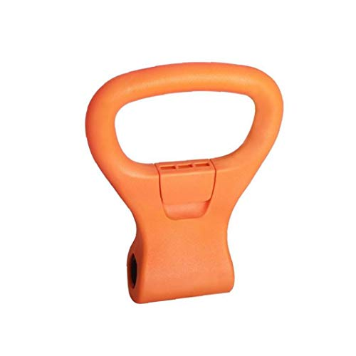 Zonfer Equipo Gear Kettlebell Ajustable Portátil Grip Peso De Viaje De Entrenamiento...