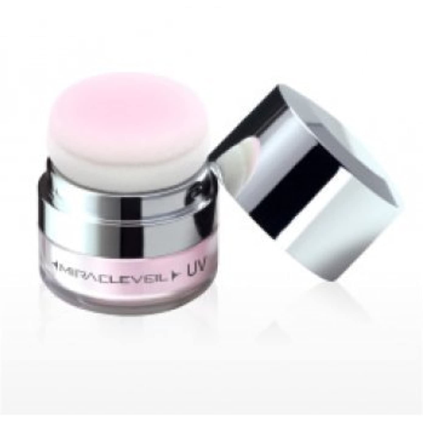 早熟アーティキュレーションスリーブミラクルヴェール UV(天然ダイヤモンド配合 日焼け止めパウダータイプ)SPF18 PA++