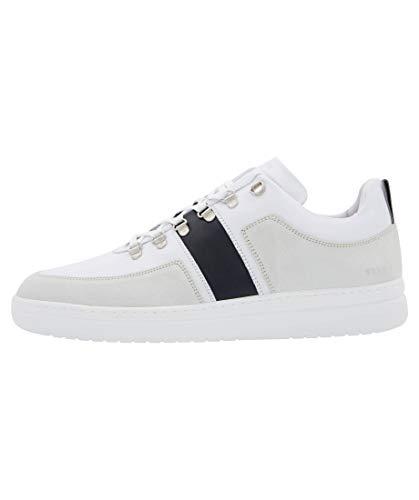 Nubikk Herren Sneaker Weiss (10) 43
