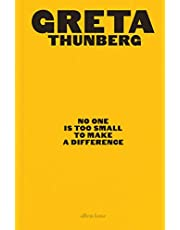 No One Is Too Small To Make A Difference (illustrated): Illustrated Edition (Gift Edition)