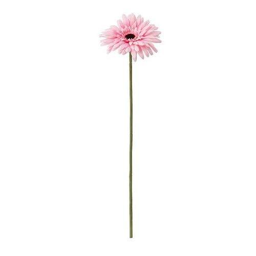 SMYCKA IKEA Kunstblume Gerbera rosa (50cm)