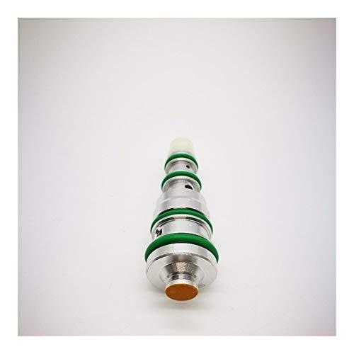 Style wei Núcleo de válvula de Aire Acondicionado Válvula de Control V5 de Refrigeración Compresor Latón (tamaño : 002)