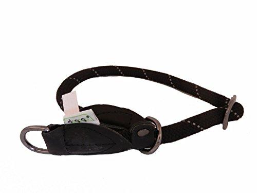 Dogo 12673-65 Collier pour Chien Noir