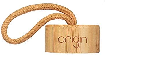 Origin Glass Co Narrow Mouth Bamboo Replacement Lid Glass Water Bottle