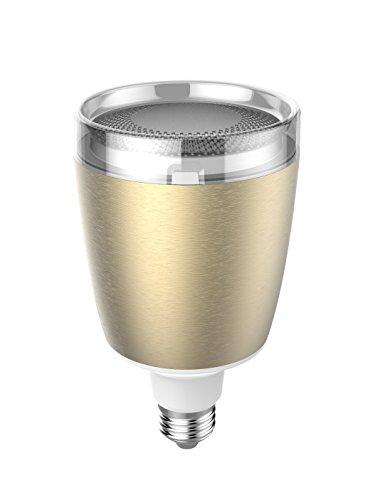 Sengled C02-BR30EAE27S, Pulse Flex LED + WLAN Lautsprecher by harman JBL, E27, Aluminium, silber