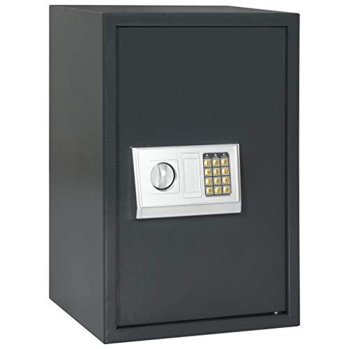 vidaXL Caja Fuerte Digital Seguridad Esconder para Pared Sue