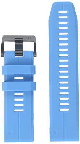 Garmin 010-12741-02 - Cinturón De Silicona Quickfit 26 (Azul)