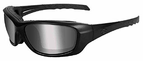 HARLEY-DAVIDSON Wiley X Gravity PPZ Motorrad Brille, polarisierend