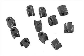 Casaricambi - Gommini Griglia Kit 12 Pz - Electrolux Zanussi Rex Codice Originale: 50247058006