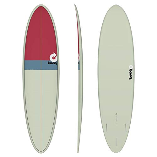 Torq Tabla de Surf Epoxy Tet 7.2 Funboard Classic