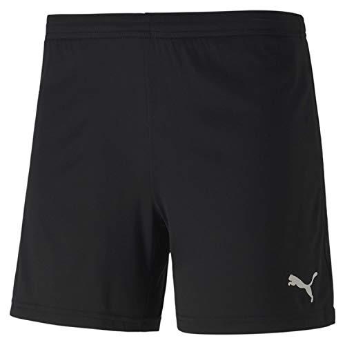 PUMA Damen teamGOAL 23 Knit Shorts W Black, S