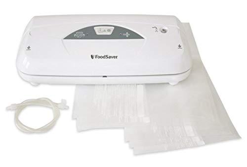 FoodSaver V1020-I Appareil de Mise sous Vide 125 W Blanc (ancien modèle)