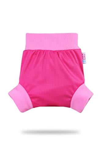 Petit Lulu overbroek (slipoverbroek) maat XL (13 kg +) voor broeken en nachtluiers roze