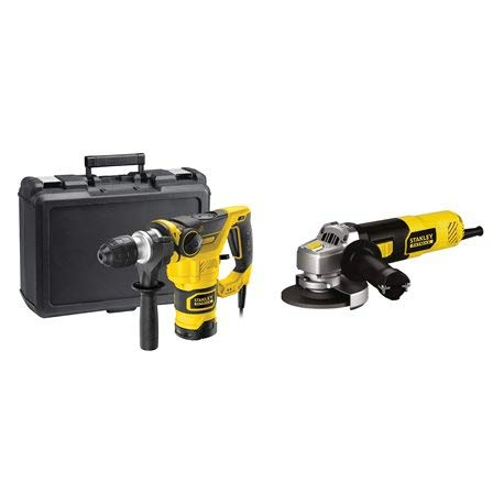 Stanley CPROF540 Kit: Kombination SDS-Plus 1.250 W
