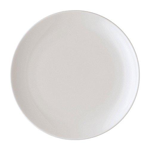 Arzberg Form 2000 Frühstücksteller, Frühstücks Teller, Porzellanteller, White, Porzellan, 21 cm, 42000-800001-10221