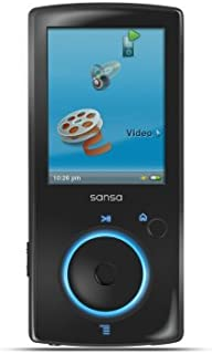 Sansa View 8Gb Mp3/Video Player