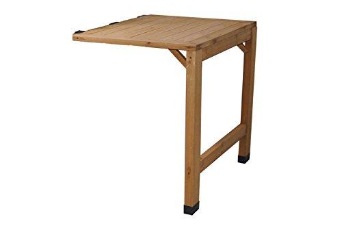 VegTrug Práctico bancal alto pequeño, mesa auxiliar, madera de cedro FSC, aprox....