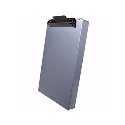 Office Depot 89% Recycled Aluminum Form Holder, Storage Clipboard, Letter/A4 Size, OD679136