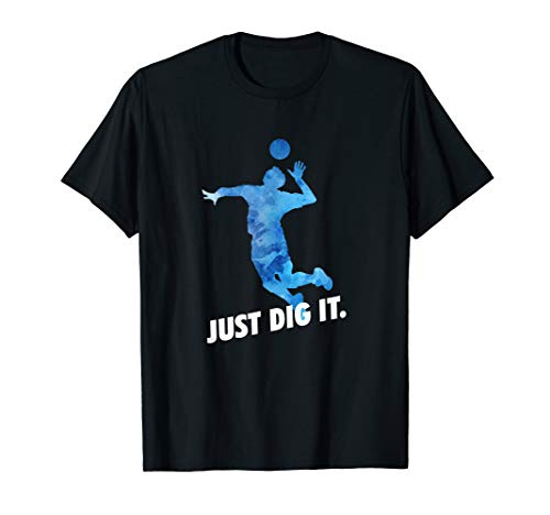 Beach Volleyball Spieler Geschenk   Volleyballer T-Shirt