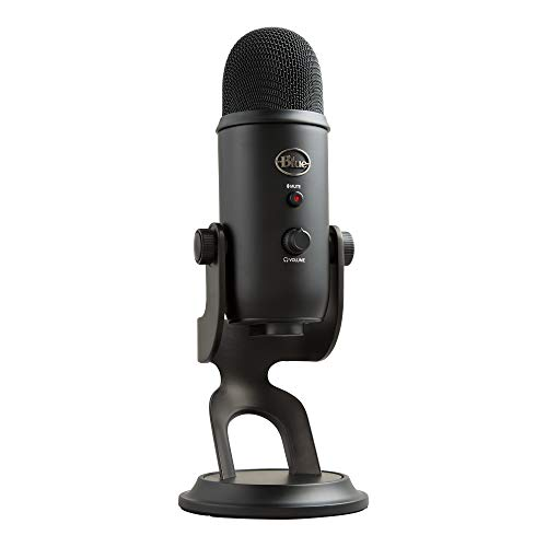 1. Blue Yeti USB Microphone