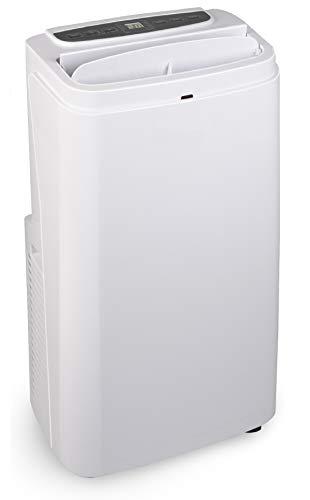 JUNG AIR TV06 mobiles Klimagerät mit Fernbedienung - TÜV geprüft - 3,6 KW / 12000 BTU - STROMSPAREND, GERÄUSCHARM -120m³ Raum Kühlung, Klimaanlage mobil leise