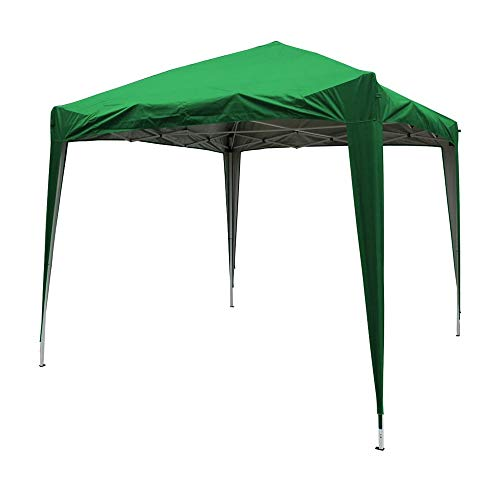 Greenbay 3x3m Pop Up Gazebo Top Cover Replacement Only Canopy Roof Covers Green