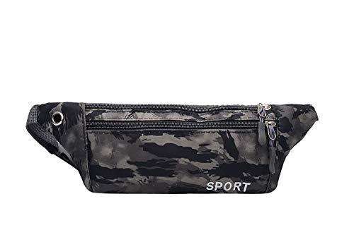 SUNXK Sommer Neue Damenhandtaschen Mini Schulterdiagonaltaschen Outdoor-Sport-Liebhaber Wilde männliche Gezeiten Rucksack (Color : Nan CAI Grey, Size : One Size)
