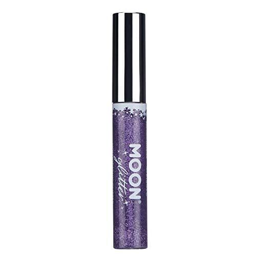 Moon Glitter – Holografischer Glitzer-Eyeliner - 10ml - Für faszinierende Augenstile - Violett