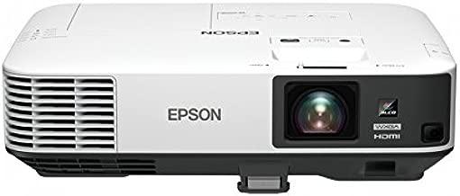 Epson EB-2155W Video - Proyector (5000 lúmenes ANSI, 3LCD, WXGA (1280x800), 400:1, 16:10, 736,6 - 7112 mm (29 - 280