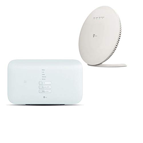 Generisch Telekom Speedport Smart 3 Mesh Set mit 1 Speed Home WiFi Repeater