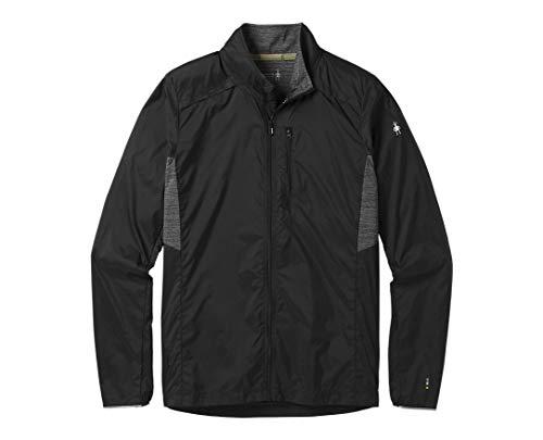 Smartwool Men's Merino Sport Ultra Light Jacket Black