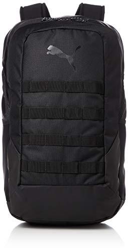 PUMA Unisex– Erwachsene ftblNXT Backpack Rucksack, Black-Asphalt, OSFA