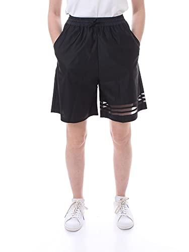 adidas GN3257 Shorts Pantaloncini Donna Black 40