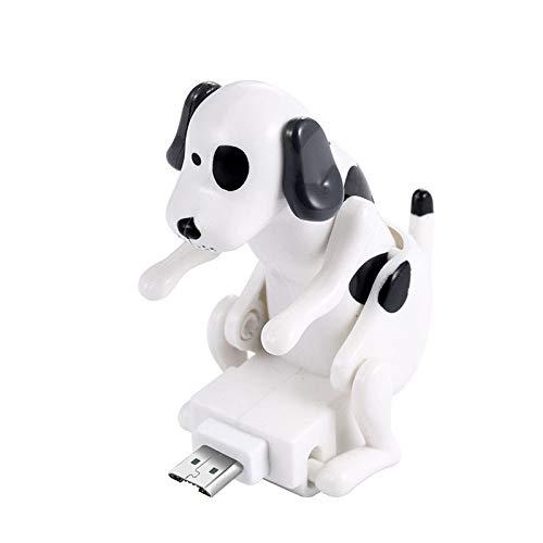 Ysang - Caricatore per cani con cavo USB, per smartphone e cani, per vari modelli di telefoni cellulari di tipo C portatile
