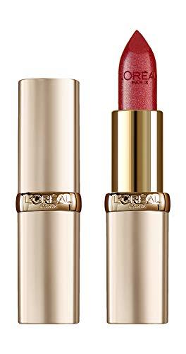 L'Oréal Paris Color Riche Lippenstift, 345 Cherry Crystal - Lip Pencil mit edlen Farbpigmenten und cremiger Textur - unglaublich reichaltig und pflegend, 1er Pack