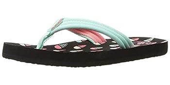 Reef Girls  Little Ahi Sandal Ice Cream 11-12 M US Big Kid