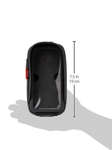 Givi S957B supporto impermeabile manubrio moto per Smart Phone iPhone/Galaxy, dimensione interna (mm): 81x160