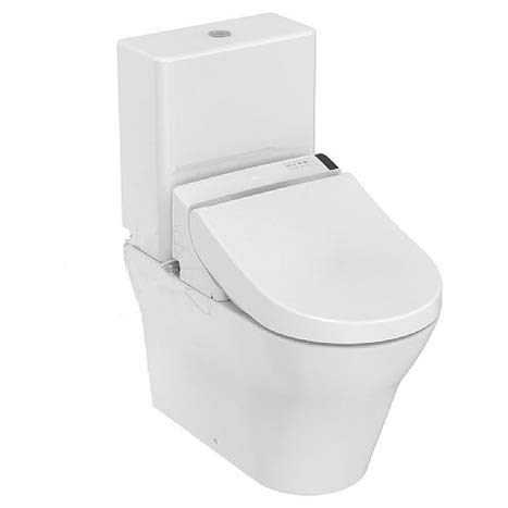 Unbekannt TOTO GL WASHLET + MH Close COUPLED WC KOMPLETT