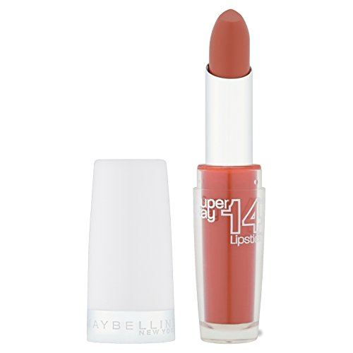 Maybelline Make Up Lipstick Blister Superstay Lippenstift/ 720 Lasting Chestnut/ Bis zu 14h langer...