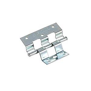 Elixir Exterior Door Hinge for Combination Doors (3 Pack) Zinc for Mobile Homes