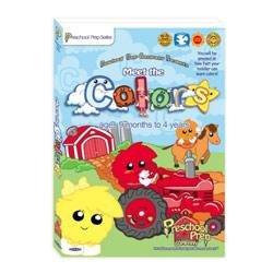 Preschool Prep Dvd