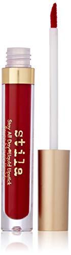 stila Stay All Day Liquid Lipstick, Fiery Deep Red